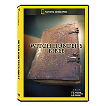 Witch Hunter's Bible DVD Exclusive