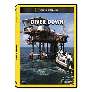 Diver Down DVD Exclusive