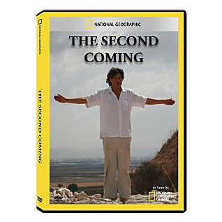 View The Second Coming DVD-R image