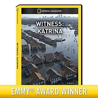 Witness: Katrina DVD-R