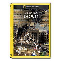 Witness: DC 9/11 DVD-R