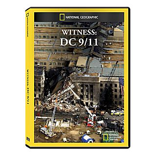 View Witness: DC 9/11 DVD-R image