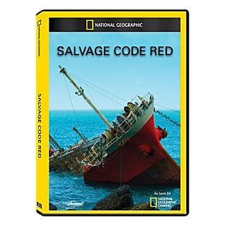 View Salvage Code Red DVD-R image
