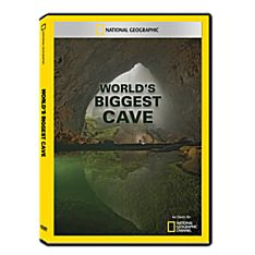 World's Biggest Cave DVD-R