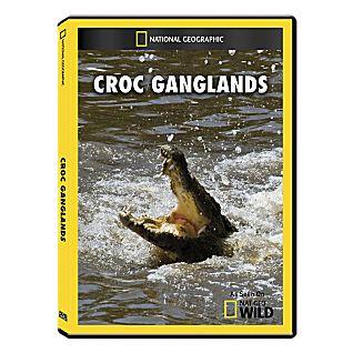 Croc Ganglands DVD-R