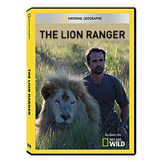 The Lion Ranger DVD-R
