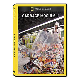 Garbage Moguls II DVD-R