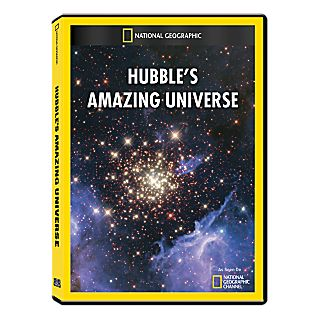 View Hubble's Amazing Universe DVD-R image
