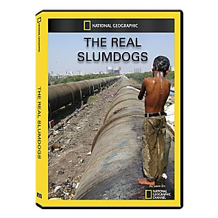 View The Real Slumdogs DVD-R image