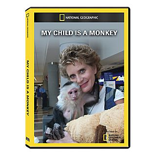 My Child is a Monkey DVD-R