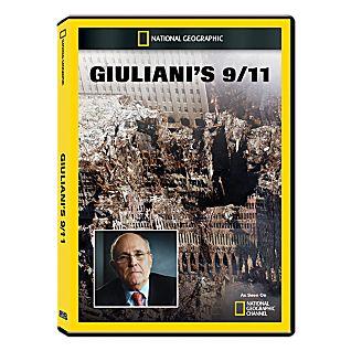 Giuliani's 9/11 DVD-R