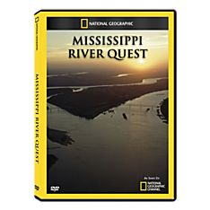 Mississippi River Quest DVD-R