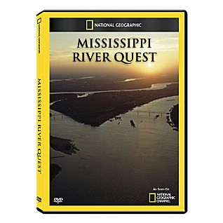 View Mississippi River Quest DVD-R image