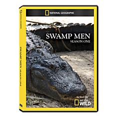 Swamp Men Season One DVD-R, 2010
