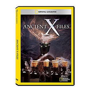 View Ancient X-Files DVD-R image
