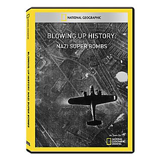 View Blowing Up History: Nazi Super Bombs DVD-R image