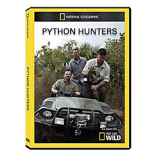 Python Hunters DVD-R