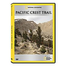 Pacific Crest Trail DVD-R, 2010