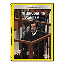 Interrogating Saddam DVD-R