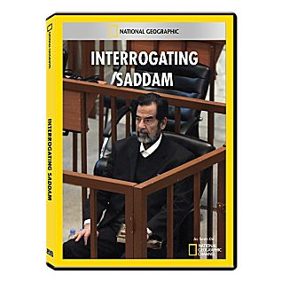 View Interrogating Saddam DVD-R image