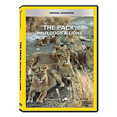 The Pack: Wild Dogs & Lions DVD-R