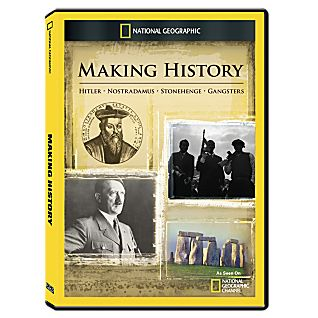 Making History DVD-R