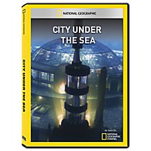 City under the Sea DVD-R, 2010