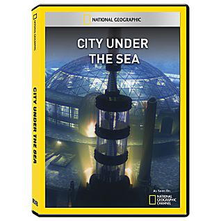 City Under the Sea DVD-R