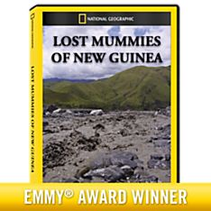Lost Mummies of New Guinea DVD-R, 2010