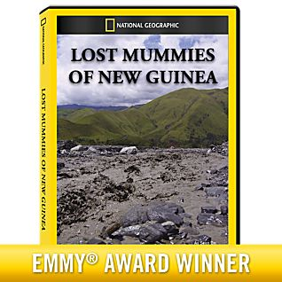 Lost Mummies of New Guinea DVD-R
