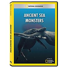 Ancient Sea Monsters DVD-R