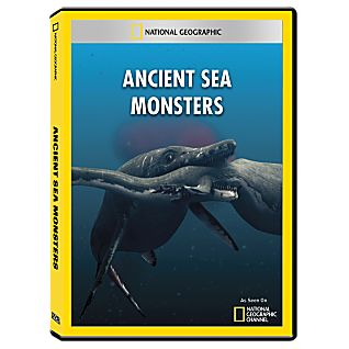 View Ancient Sea Monsters DVD-R image