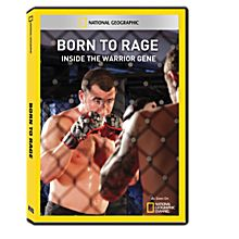 Born to Rage DVD-R, 2010