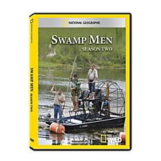 Swamp Men Season Two DVD-R, 2010