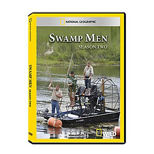 Swamp Men Season Two DVD-R