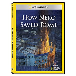 View How Nero Saved Rome DVD-R image
