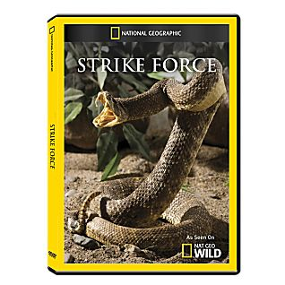 Strike Force DVD-R