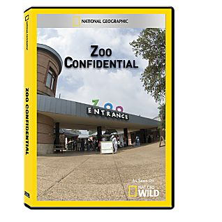 View Zoo Confidential DVD-R image