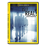 Is it Real? Ghosts & Hauntings DVD-R