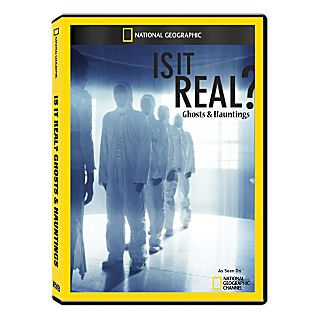 View Is it Real? Ghosts & Hauntings DVD-R image