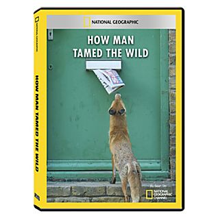 How Man Tamed the Wild DVD-R