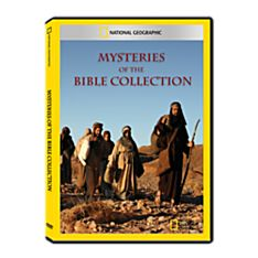Mysteries of the Bible Collection DVD-R, 2010
