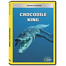 Crocodile King DVD-R