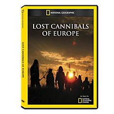 Lost Cannibals of Europe DVD-R
