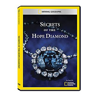 Secrets of the Hope Diamond DVD-R