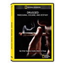 Drugged: Marijuana, Cocaine, and Ecstasy DVD-R