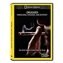 Drugged: Marijuana, Cocaine, and Ecstasy DVD-R, 2011