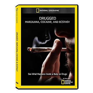 View Drugged: Marijuana, Cocaine, and Ecstasy DVD-R image