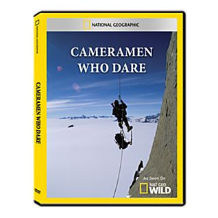 View Cameramen Who Dare DVD-R image