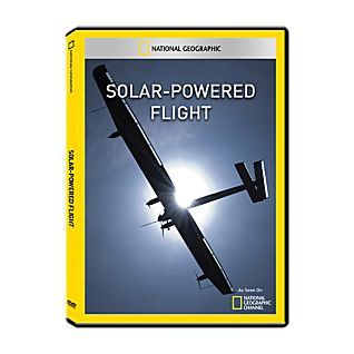 Solar-Powered Flight DVD-R